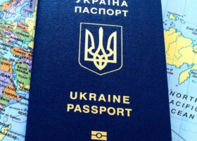 перевод фамилий с украинского на английский